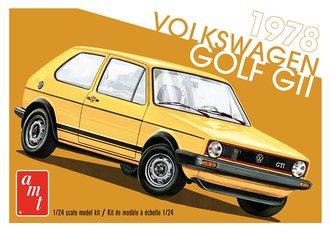 1978 Volkswagen Rabbit (2T - Model Kit)