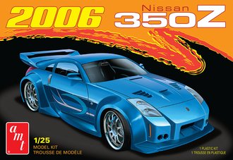 1:25 2006 Nissan 350Z 2T (Model Kit)