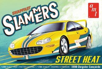 Street Heat 1998 Chrysler Concorde - Slammers SNAP (Model Kit)