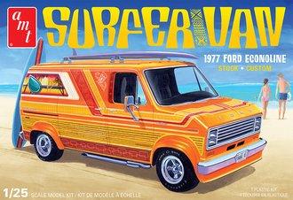 1977 Ford Surfer Van 2T (Model Kit)