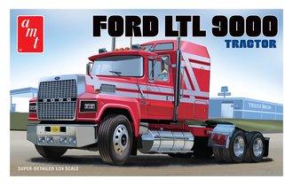 Ford LTL 9000 Semi Tractor (Model Kit)