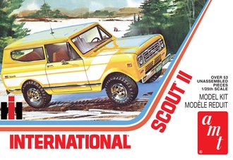 1977 International Harvester Scout II (Model Kit)