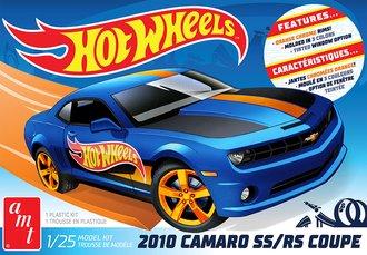 2010 Chevy Camaro Hot Wheels (Model Kit)