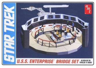 Star Trek U.S.S. Enterprise Bridge (Model Kit)