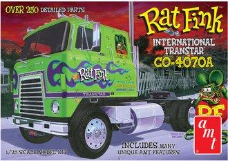 "1:25 International TranStar CO-4070A Tractor Hauler ""Rat Fink"""