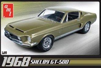 1:24 1968 Shelby GT500 (Model Kit)