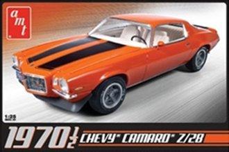 1:24 1970½ Chevy Camaro Z/28 (Model Kit)