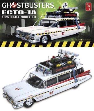 1:25 Ghostbusters™ II Ecto-1a 1959 Cadillac Ambulance (Model Kit)