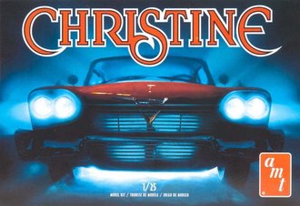 1:25 Christine® 1958 Plymouth (Model Kit)