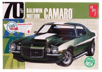 1:25 Baldwin Motion Chevy Camaro (Dark Green) (Model Kit)