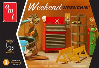 1:25 Garage Accessory Set #1 - Weekend Wrenchin'