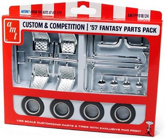 1:25 Custom & Competition - '57 Fantasy Parts Pack
