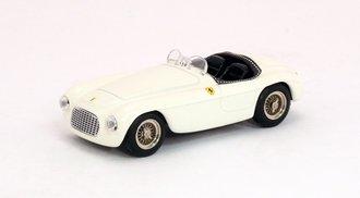 1949 Ferrari 166 MM Spyder-Stradale (White)