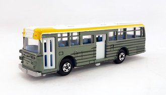 1:100 Hino RE120 Double Door Bus (Light Green)