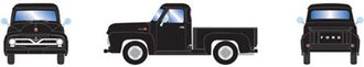 1955 Ford F-100 Pickup (Black)