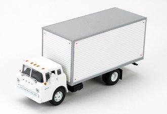 Ford C Box Van (White)