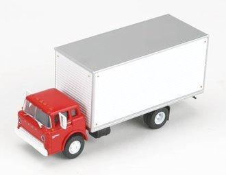 Ford C Box Van (Red)