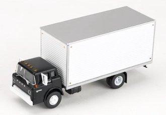 Ford C Box Van (Black)