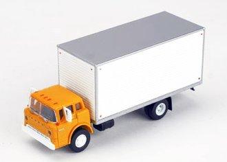 Ford C Box Van (Orange)