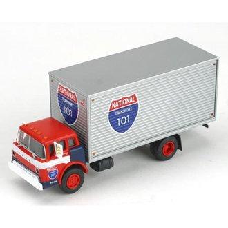 "Ford C Box Van ""National Transport #101"""