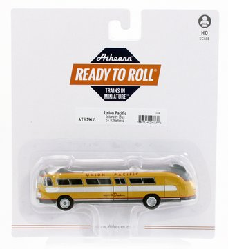 "Flxible Clipper Intercity Bus ""UP Domeliners #24"""