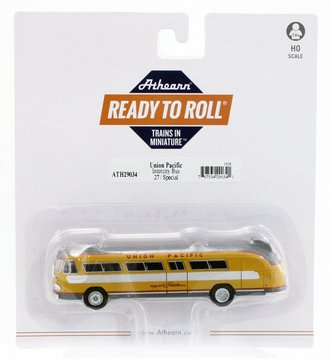 "Flxible Clipper Intercity Bus ""UP Streamliners #27"""