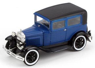 1:50 1931 Ford Model A Sedan (Blue)