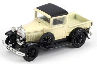 1:50 1931 Ford Model A Pickup (Cream)