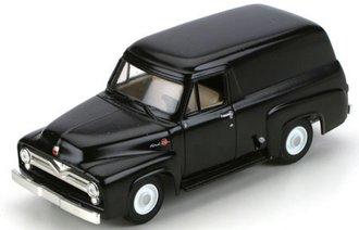 1:50 1955 Ford F-100 Panel (Black)