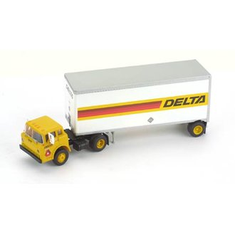 "Ford C w/28' Expost Trailer ""Delta"""
