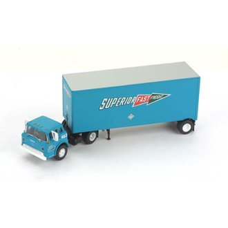 "Ford C w/28' Expost Trailer ""Superior"""