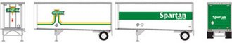 "28' Trailers w/Dolly ""Spartan"" (2)"