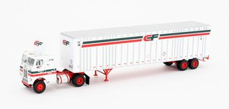 """Freightliner COE w/48' Expost Trailer """"CF - Consolidated Freightways"""""""