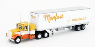 "Kenworth w/Van Trailer ""Monfort of Colorado"""