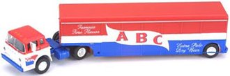 """1:87 Ford C Beverage Truck """"ABC Beer"""""""