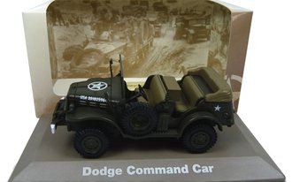 "1:43 Dodge WC57 Command Car ""U.S. Army"""