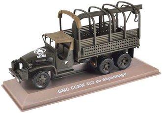 """GMC CCKW 353 Recovery 6x6 """"U.S. Army, WWII"""""""