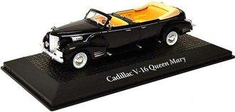 "1:43 Presidential Car - Cadillac V-16 Convertible ""Queen Mary"" Election Campaign ""Harry S. Truman 19"