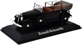 "1:43 Presidential Car - Renault Reinastella - Royal Visit ""French President Albert Lebrun, 1938"""
