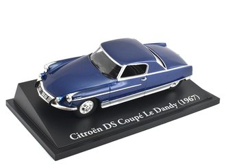 "Citroën DS Chapron ""Le Dandy"" Coupe"