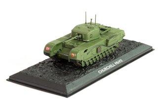 Churchill Mk.VII - 34th Armoured Brigade, British Army