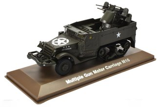 "1:43 M16 Multiple Gun Motor Carriage ""US Army, 3rd Armored Division, Aachen, 1944"""