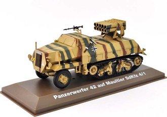 Sd.Kfz.4/1 Panzerwerfer 42 auf Maultier - German Army