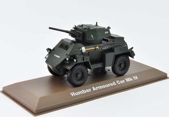 Humber Mk.IV Armoured Car - 43rd Infantry Division, British Army