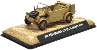 """1:43 VW Kubelwagen Type 82 """"15th Panzer Division, Deutsche Afrika Korps, 1943"""""""