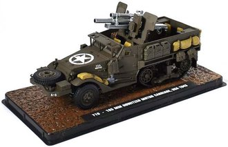 """T19 w/105mm Howitzer Motor Carriage """"USA, 1943"""""""