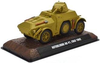 1:43 Fiat-Ansaldo Autoblinda 41 - Italian Army, 1942