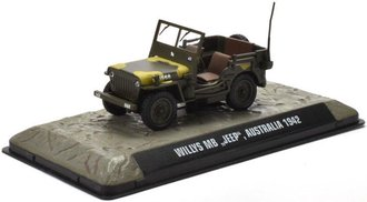 "1:43 Willys MB Jeep ""Australian Army, 1942"""