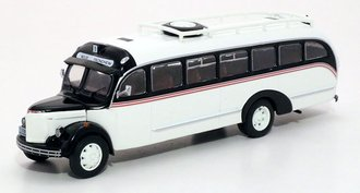 1:72 1946 REO Speedwagon Coach Bus