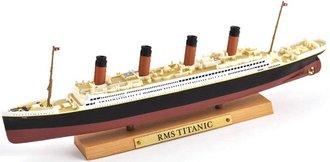 1:1250 RMS Titanic Ocean Liner